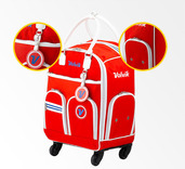 Boston Bag with Wheel