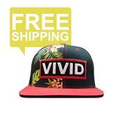 VIVID Floral Cap