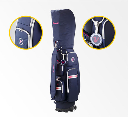 Caddie Bag with Wheel picture