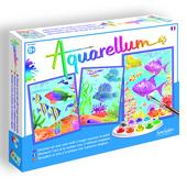 Aquarellum Coral Reefs