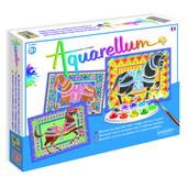 Aquarellum Horses