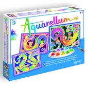 Aquarellum Dragons