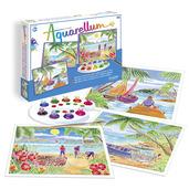 Aquarellum Tropical Landscapes