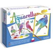Aquarellum Jr Parrots