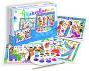 Aquarellum Egyptians