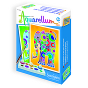 Aquarellum Mini Elephants