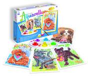 Aquarellum Jr. Sweet Dogs