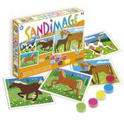 Sandimage Horses