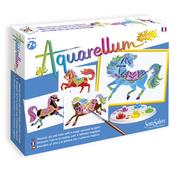 Aquarellum Jr.Horses