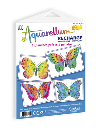 Aquarellum Jr Butterfly Refill picture