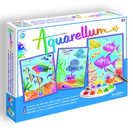Aquarellum Coral Reefs picture