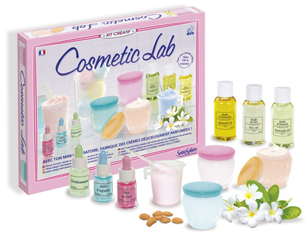 Cosmetic LAB picture
