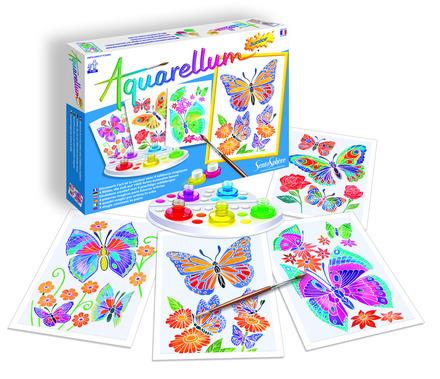 Butterflies& Flowers picture