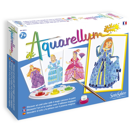 Aquarellum Jr Princesses