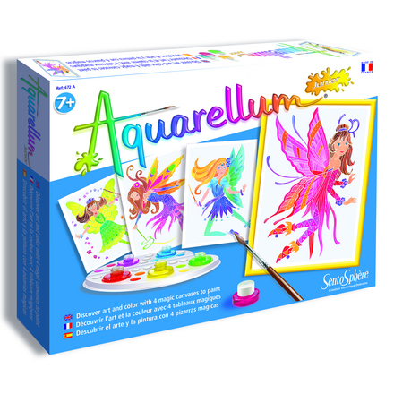 Aquarellum Jr Fairies picture