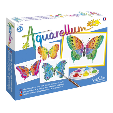 Aquarellum Jr Butterflies picture