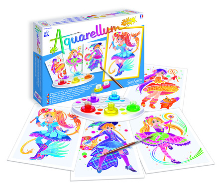Aquarellum Jr. Magical Girls picture