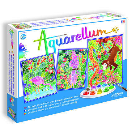 Aquarellum Amazon picture