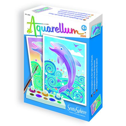 Aquarellum Mini Dolphins picture