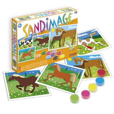 Sandimage Horses picture