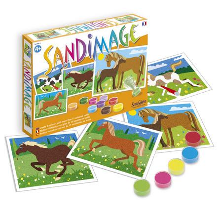 Sandimage Horses picture