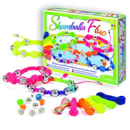 Shamballa Fluorescent picture