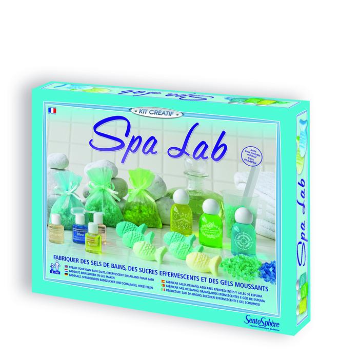 Spa lab инструкция