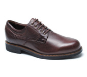 Wynne Comfort Oxford in Java Leather