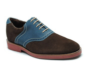 Stanford Traditional Saddle Shoe