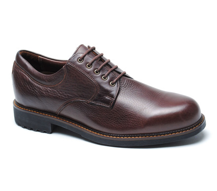Wynne Comfort Oxford in Java Leather picture