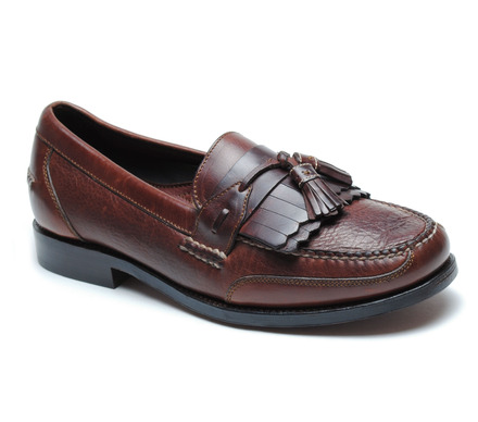Murphy Tassel Loafer Walnut/Gaucho