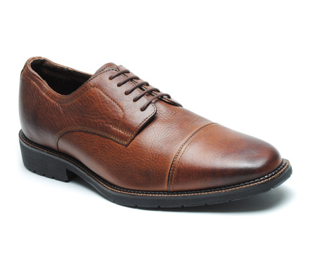Phoenix Cap Toe Comfort Lace Oxford