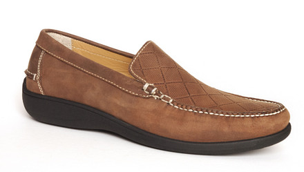 Hemingway Venetian Loafer in Sandalwood picture