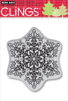 Dotted Snowflake picture