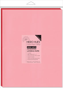 Blush Layering Papers picture