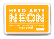 Af Neon Ink Pad - Orange picture