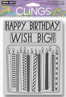 Wish Big Candles picture