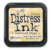 Tim Holtz: Scattered Straw Distress Dye Ink Pad picture