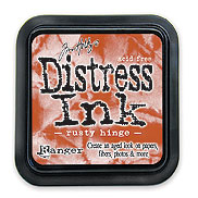 Rusty Hinge Distress Dye Ink Pad picture