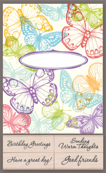Butterfly Cards With Messages picture