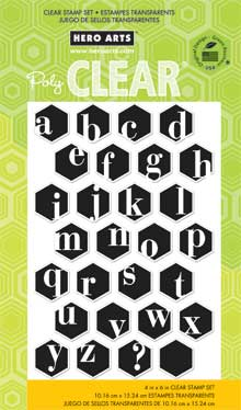 Alphabet Hexagons picture