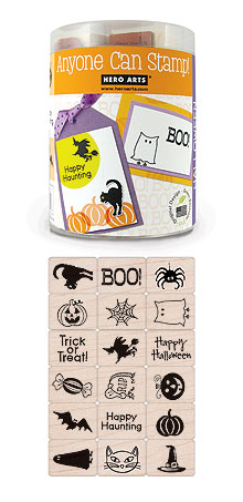 Ink 'N' Stamp Halloween picture