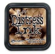 Tim Holtz: Walnut Stain Distress Dye Ink Pad picture