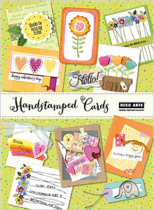 2013 Handstamped Cards Supplement picture