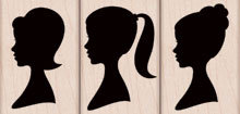 Three Silhouettes picture