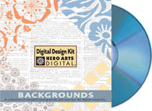 Artist Background Digital Design Kit picture