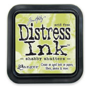 Tim Holtz: Shabby Shutters Distress Dye Ink Pad picture