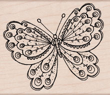 Artists Butterfly picture
