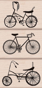 Three Bikes picture