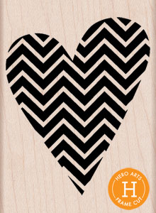 Patterned Heart picture